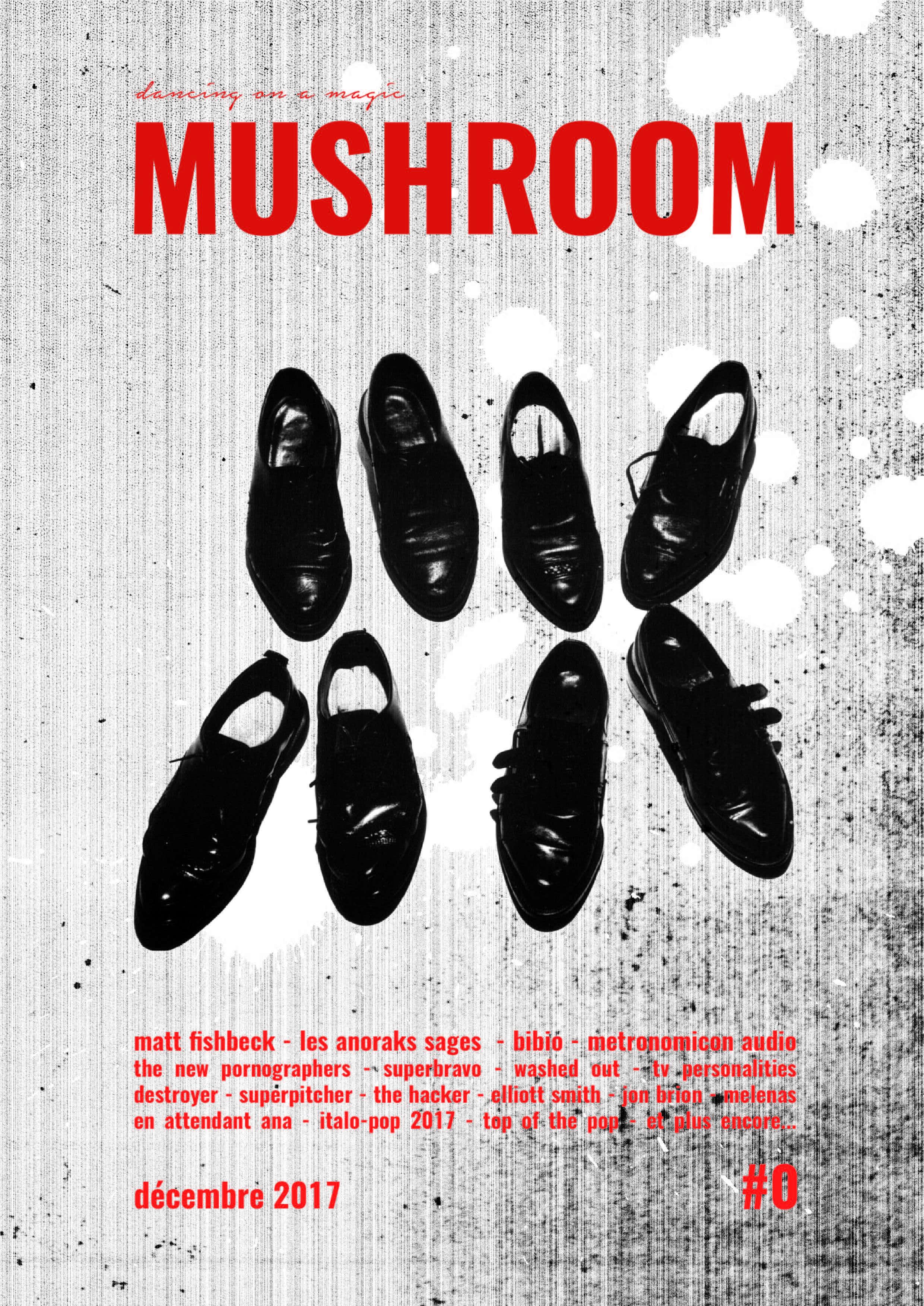 Fanzine Mushroom par Section26