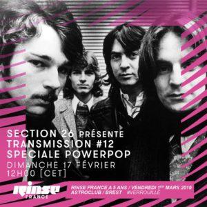 Section 26 Transmission Spéciale Power Pop