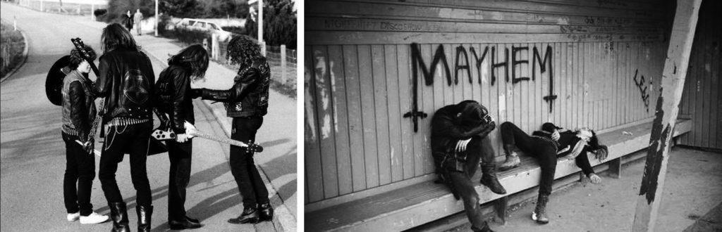 Hellhammer Mayhem