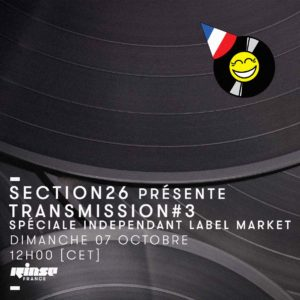 Transmission Independant Label Market Paris 2018