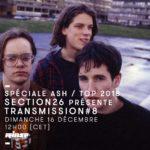 Transmission Ash Section 26 Rinse FR