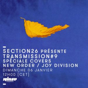 Transmission Covers New Order Joy Division