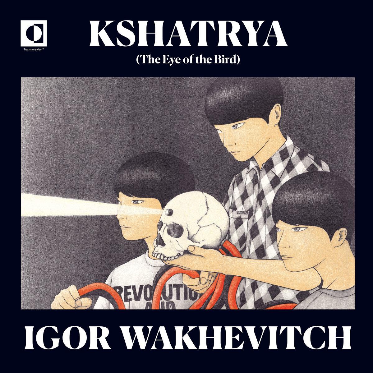Igor Wakhevitch Kshatrya