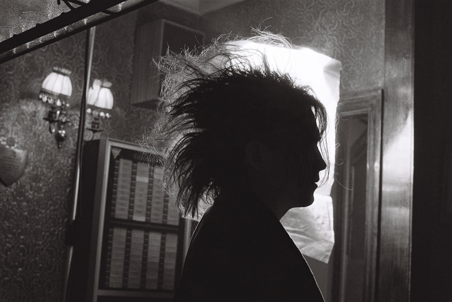 The Cure Robert Smith Richard Bellia