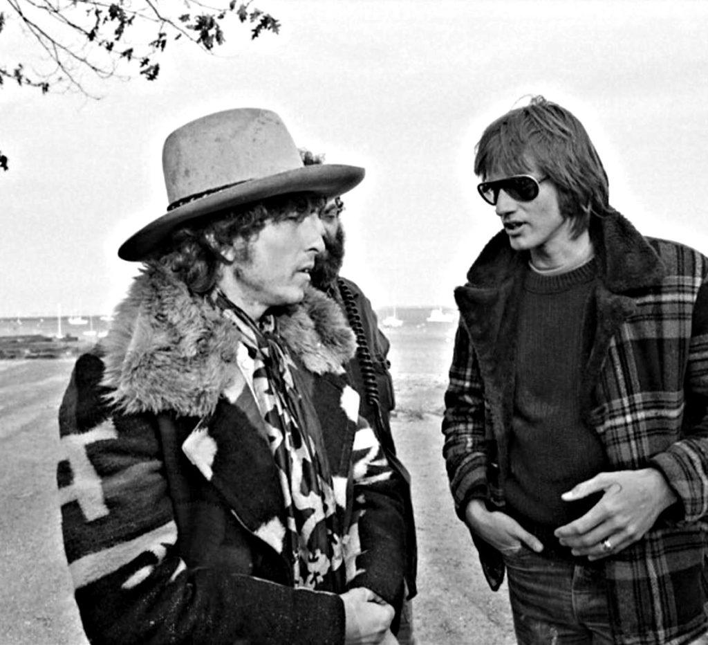 Bob Dylan et Sam Shepard