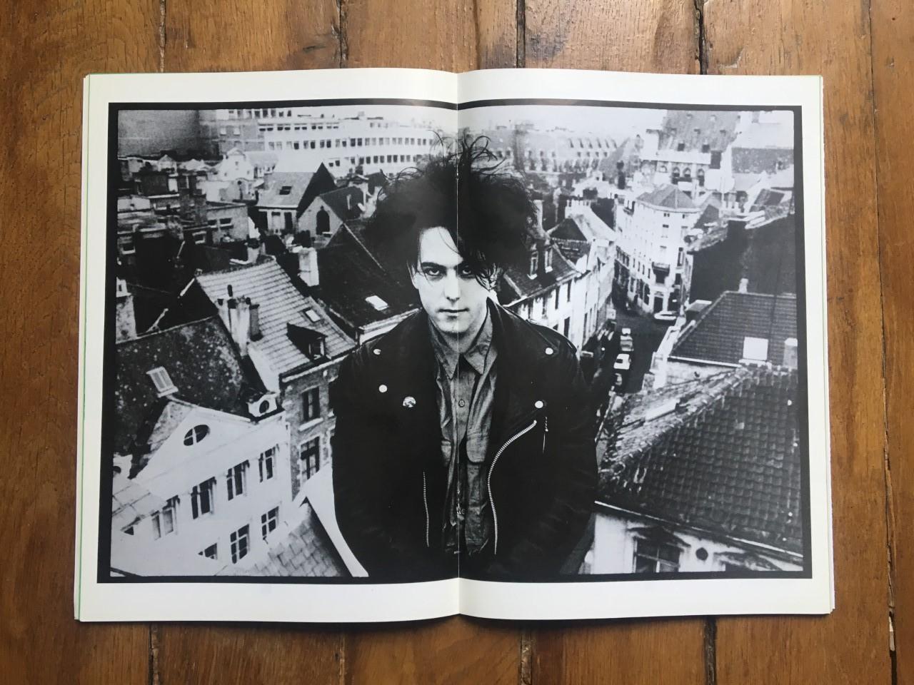 Fanzine The Cure