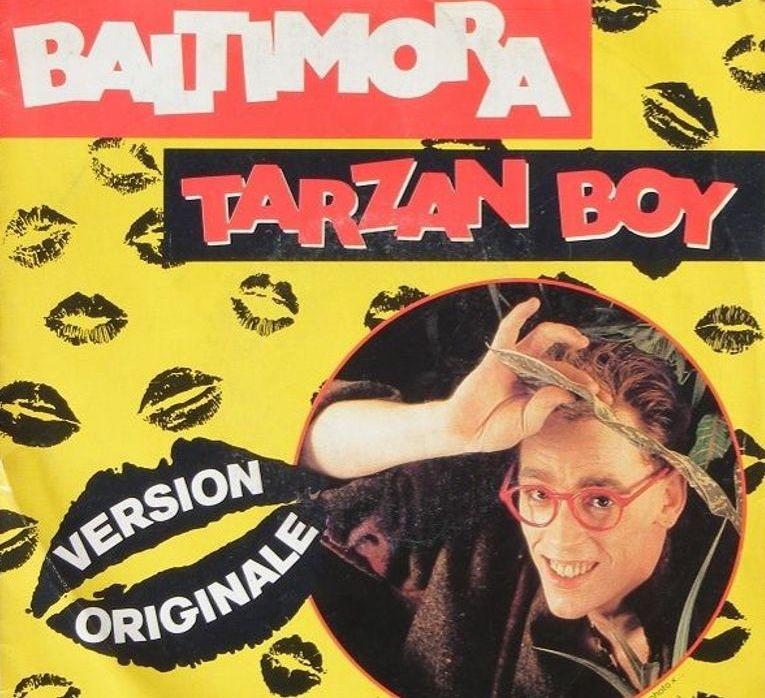 "Baltimora ""Tarzan boy"" (EMI, 1984)"