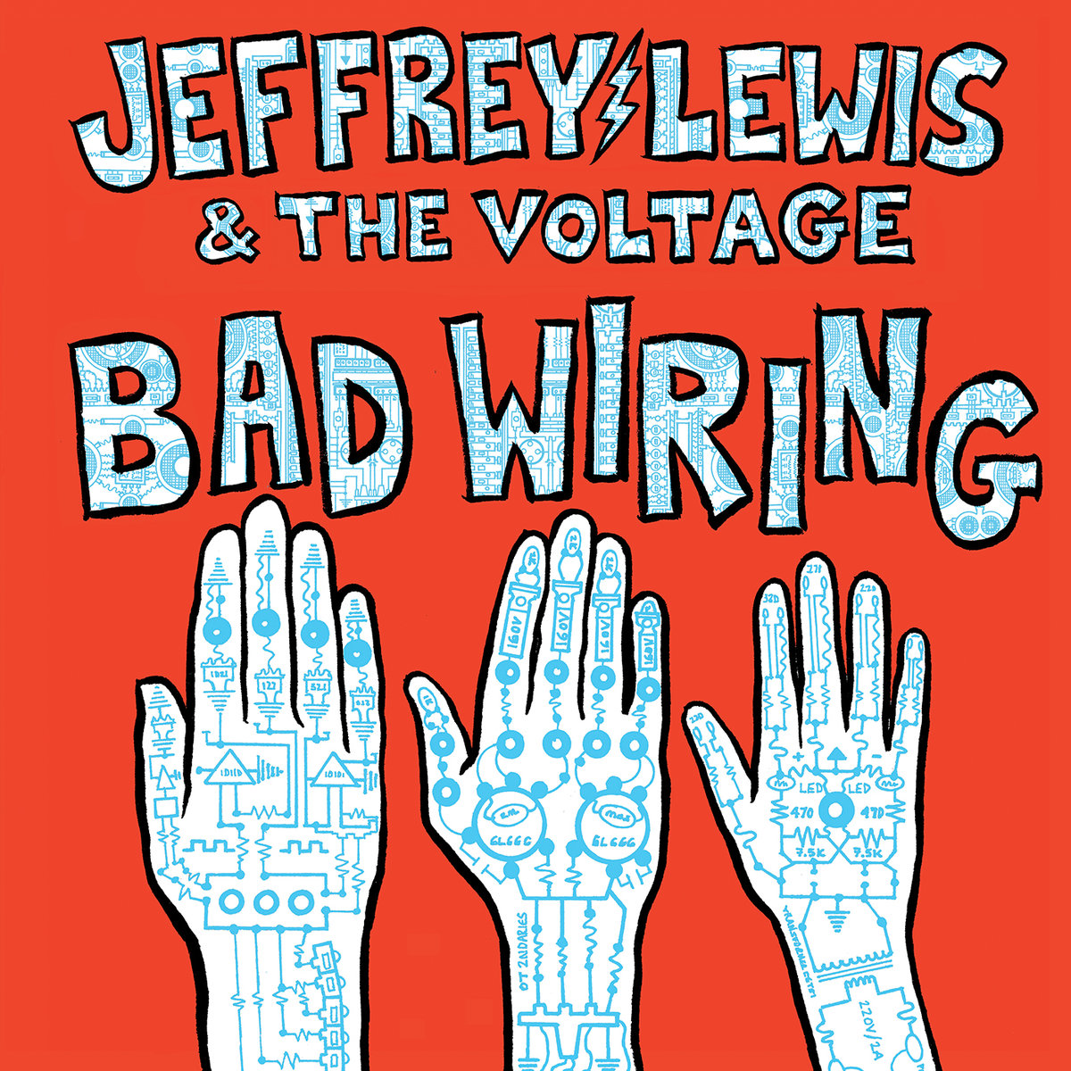 Jeffrey Lewis & the Voltage
