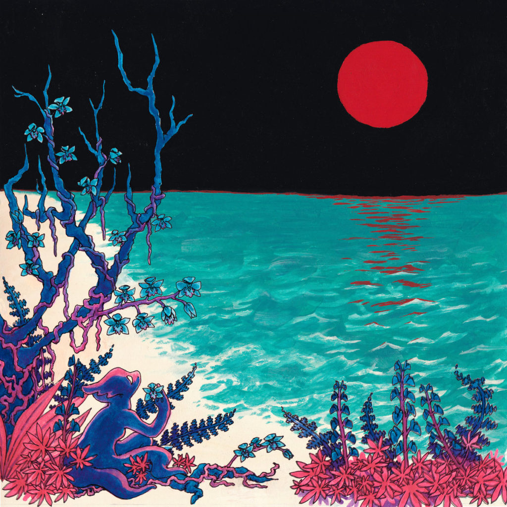 Pochette de The First Glass Beach Album