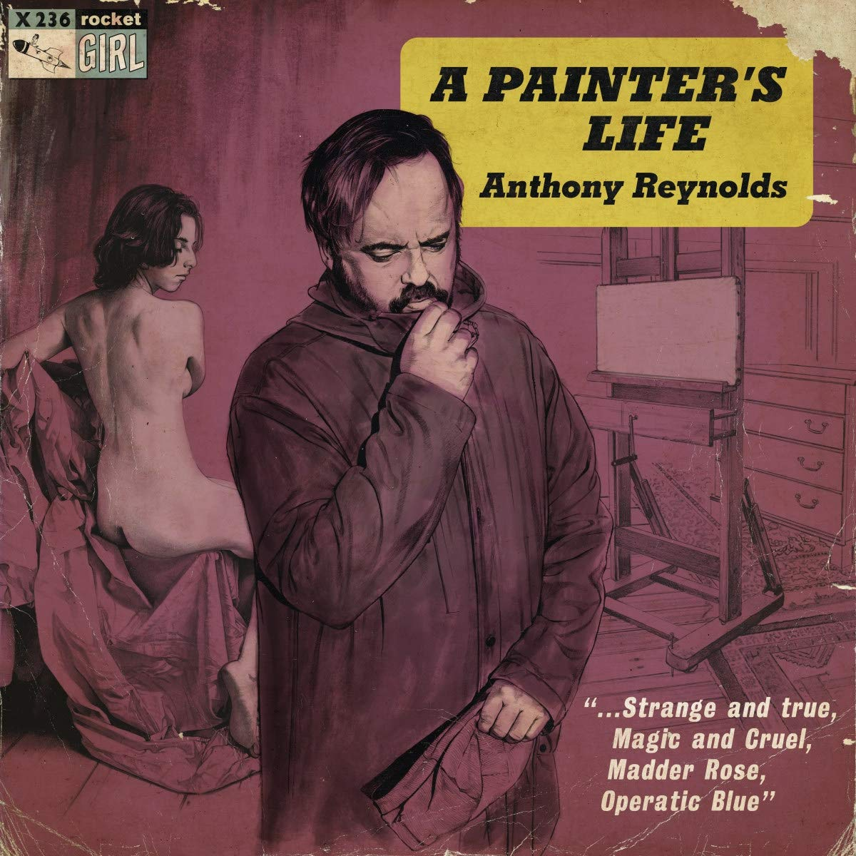 Anthony Reynolds, A Painter's Life
