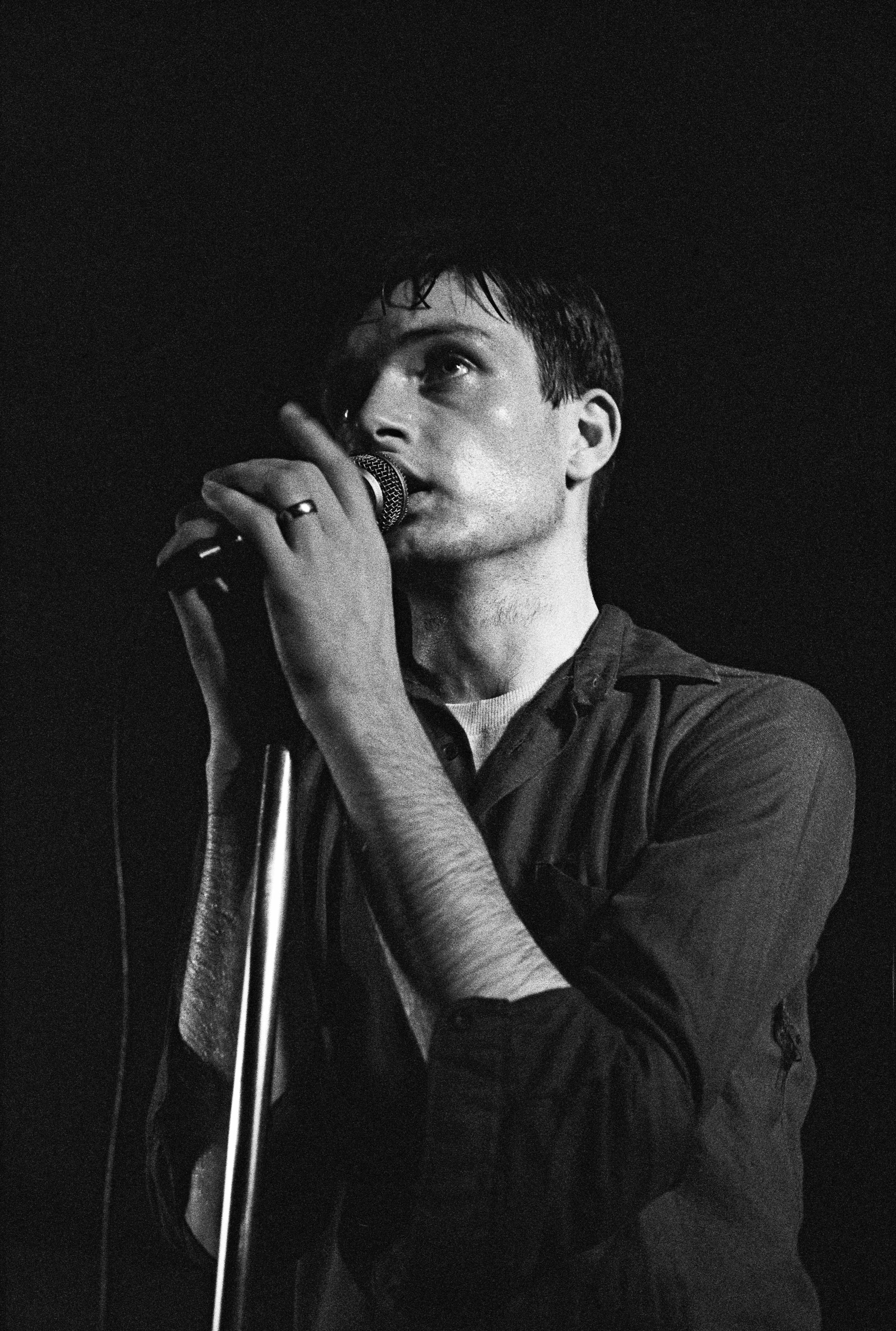 Ian Curtis joy division