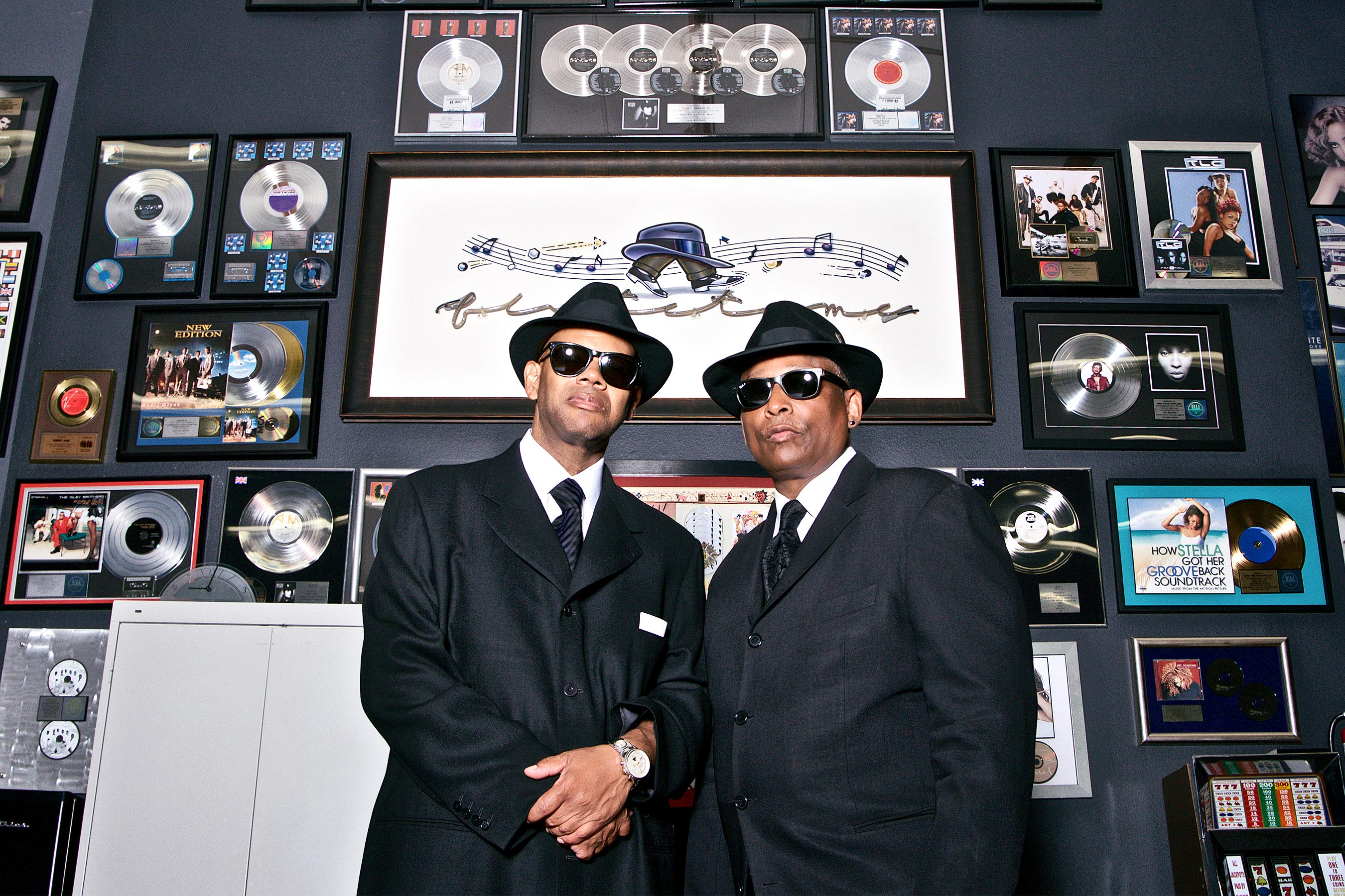Jimmy Jam Terry Lewis