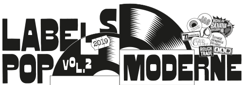 Section 26 Fanzines Labels pop moderne spécial independant label market paris 2019