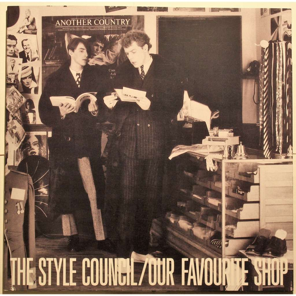 The Style Council, Our Favourite Shop