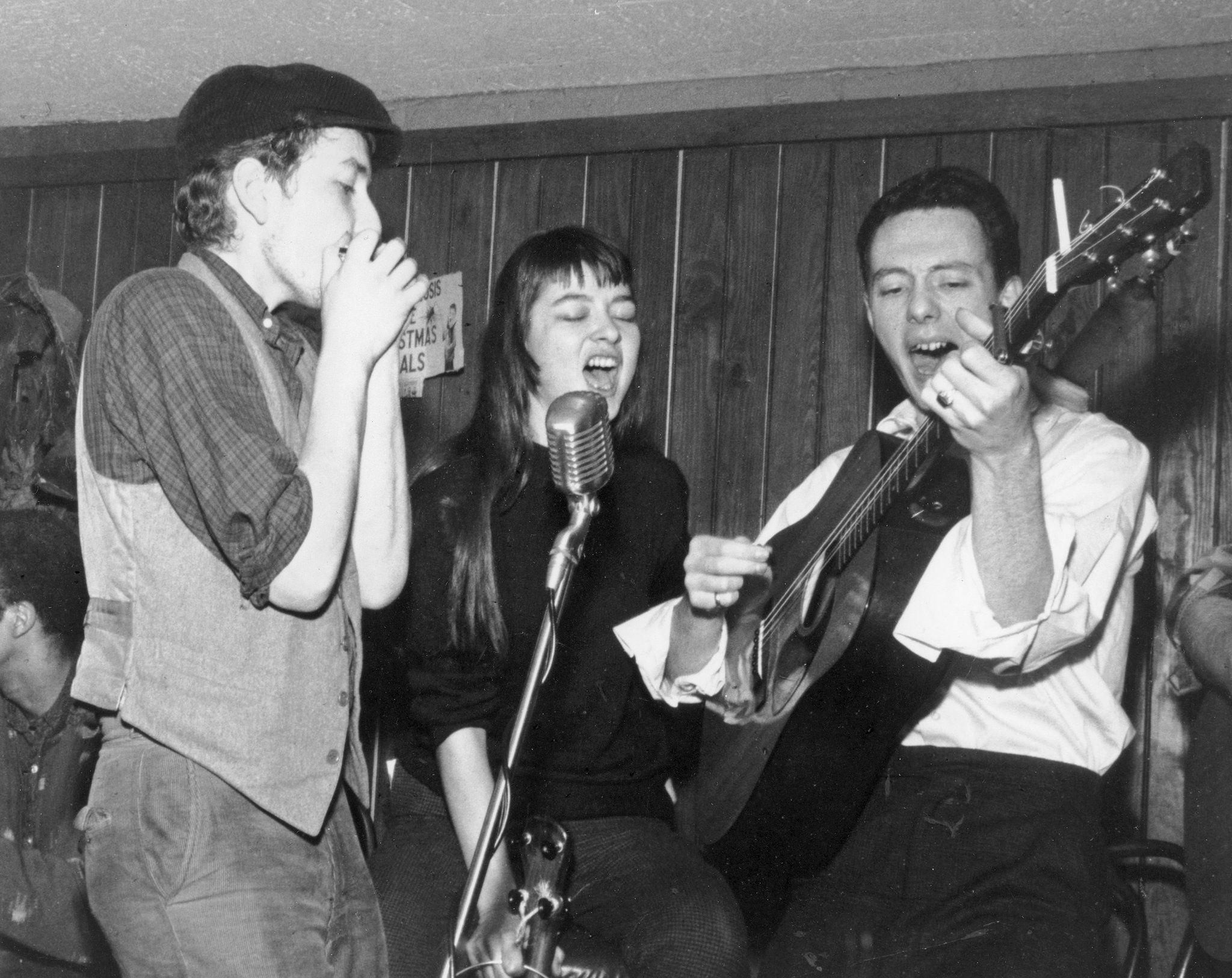 Bob Dylan, Karen Dalton et Fred Neil