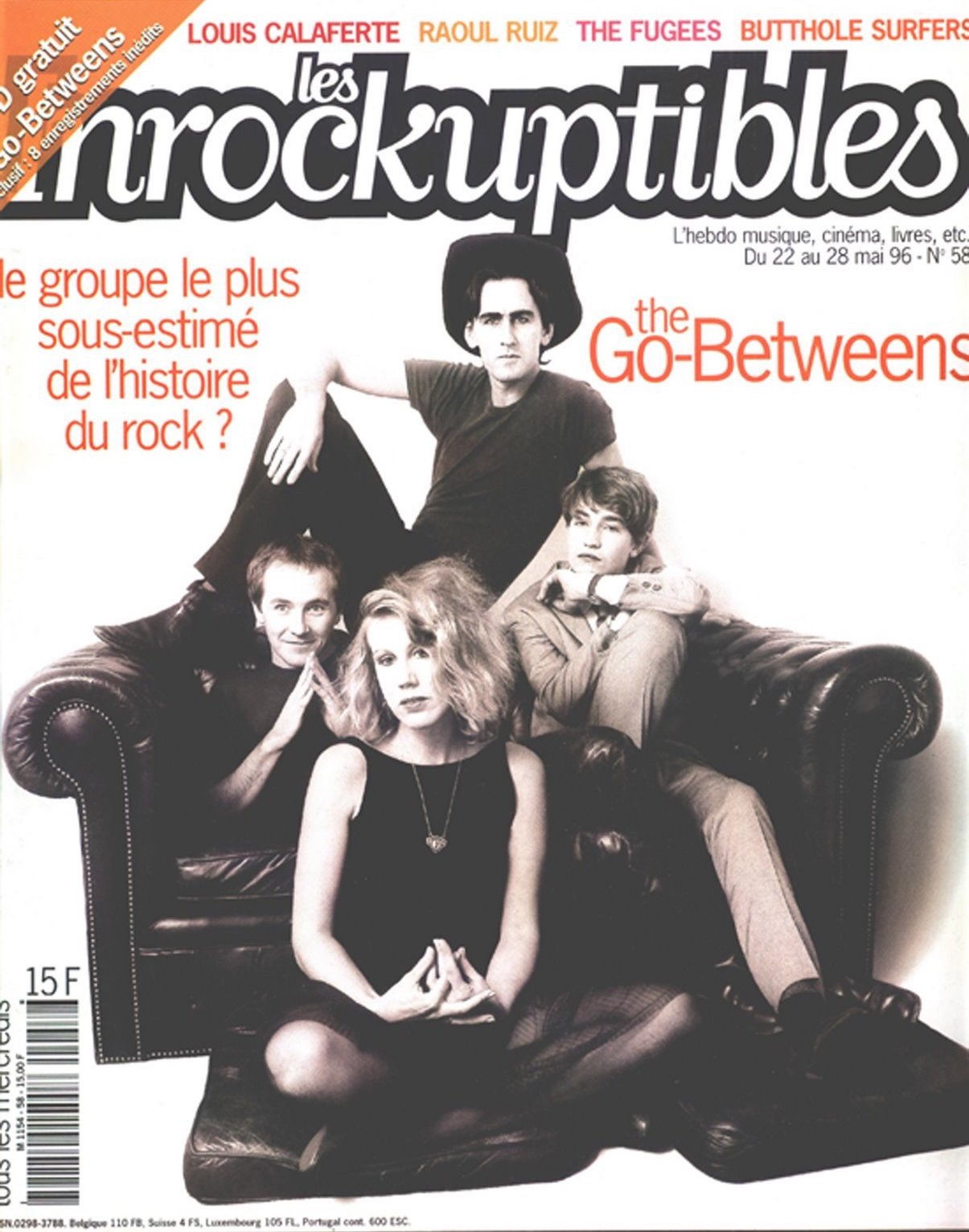 The Go-Betweens : 4 minutes pour changer ta vie - Section26