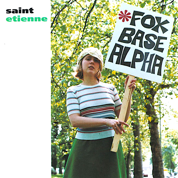 Saint Etienne Fox Base Alpha