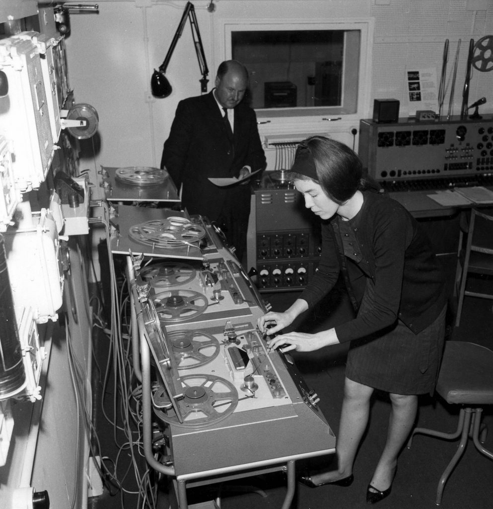 Delia Derbyshire / BBC Radiophonic Workshop