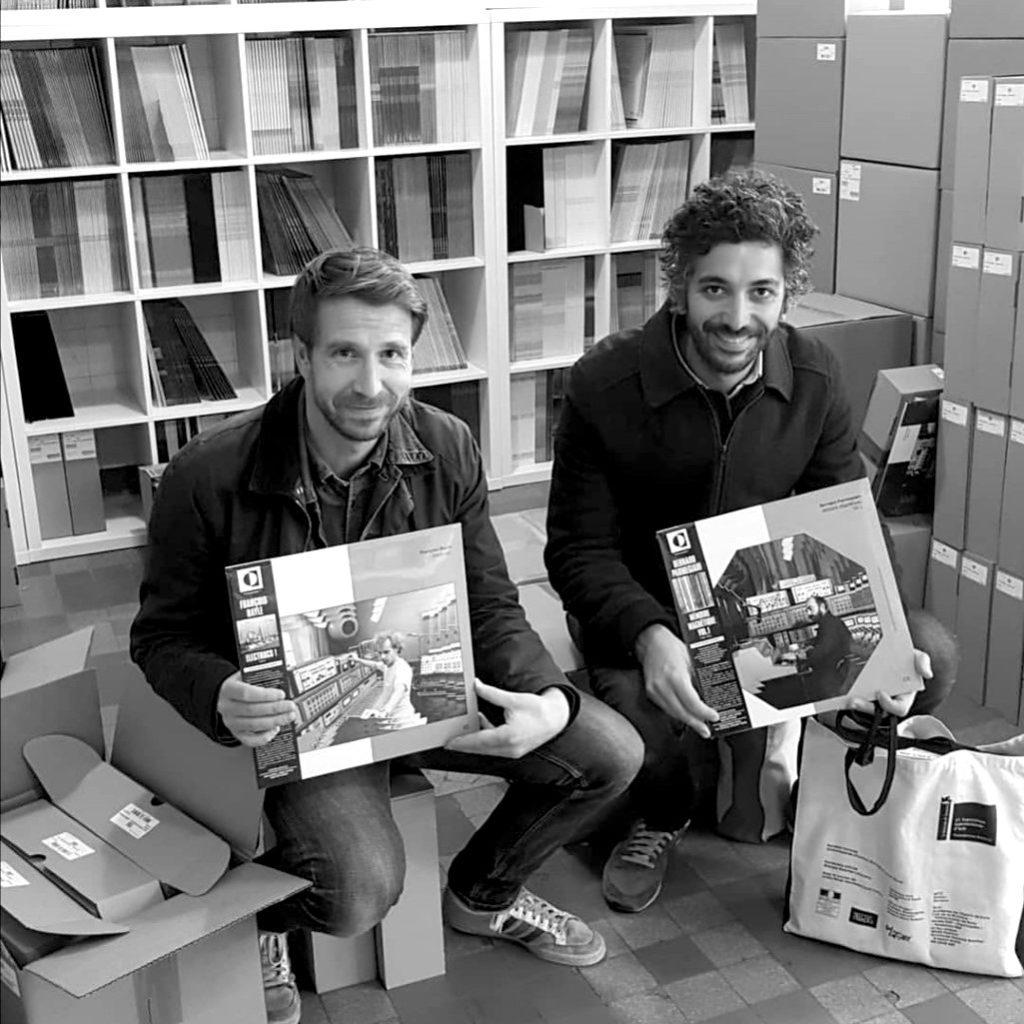 Sébastien Rosat et Jonathan Fitoussi, Transversales