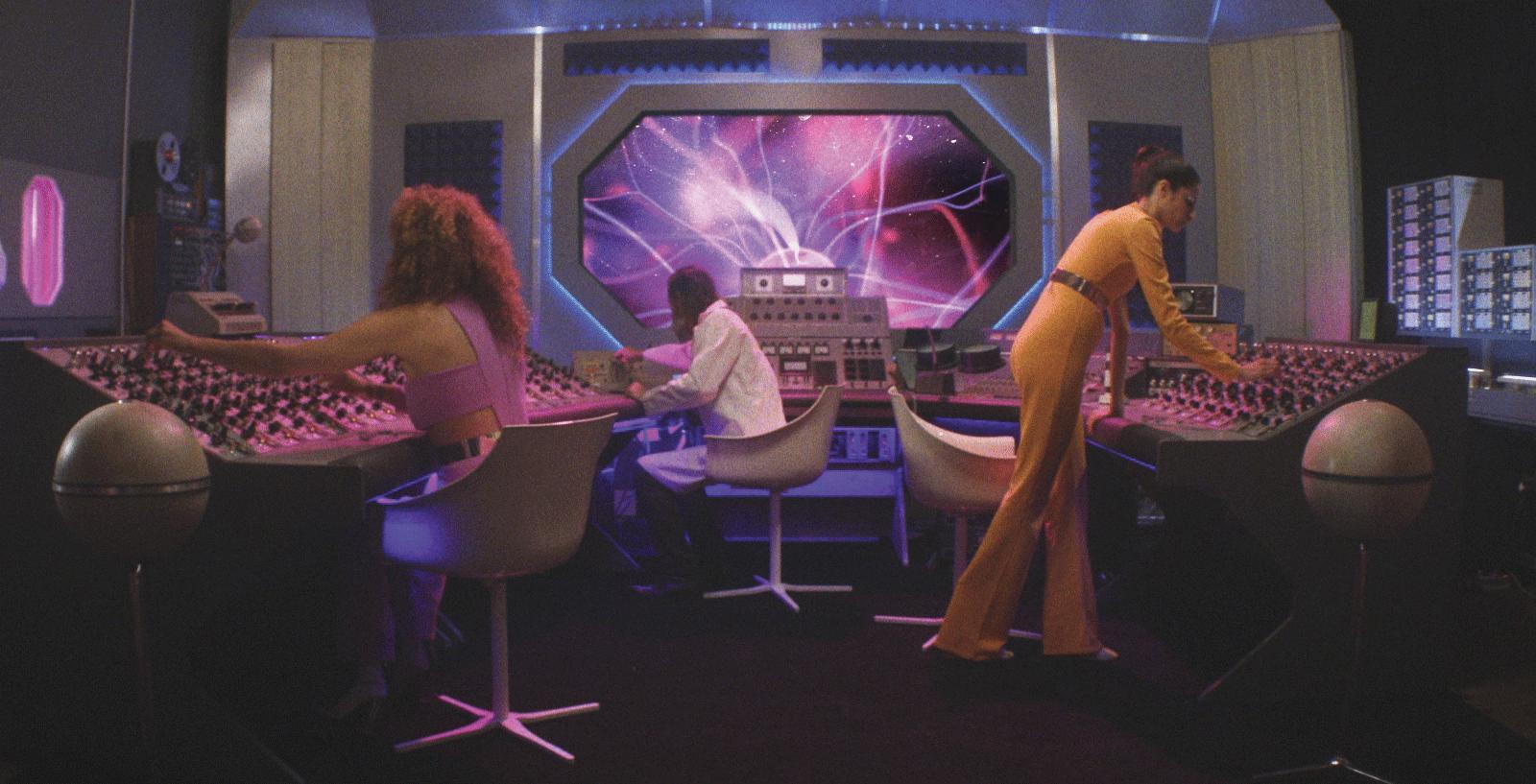 Cosmic Trip, la musique à la conquête de l'espace de Gaëtan Chataigner et Christophe Conte