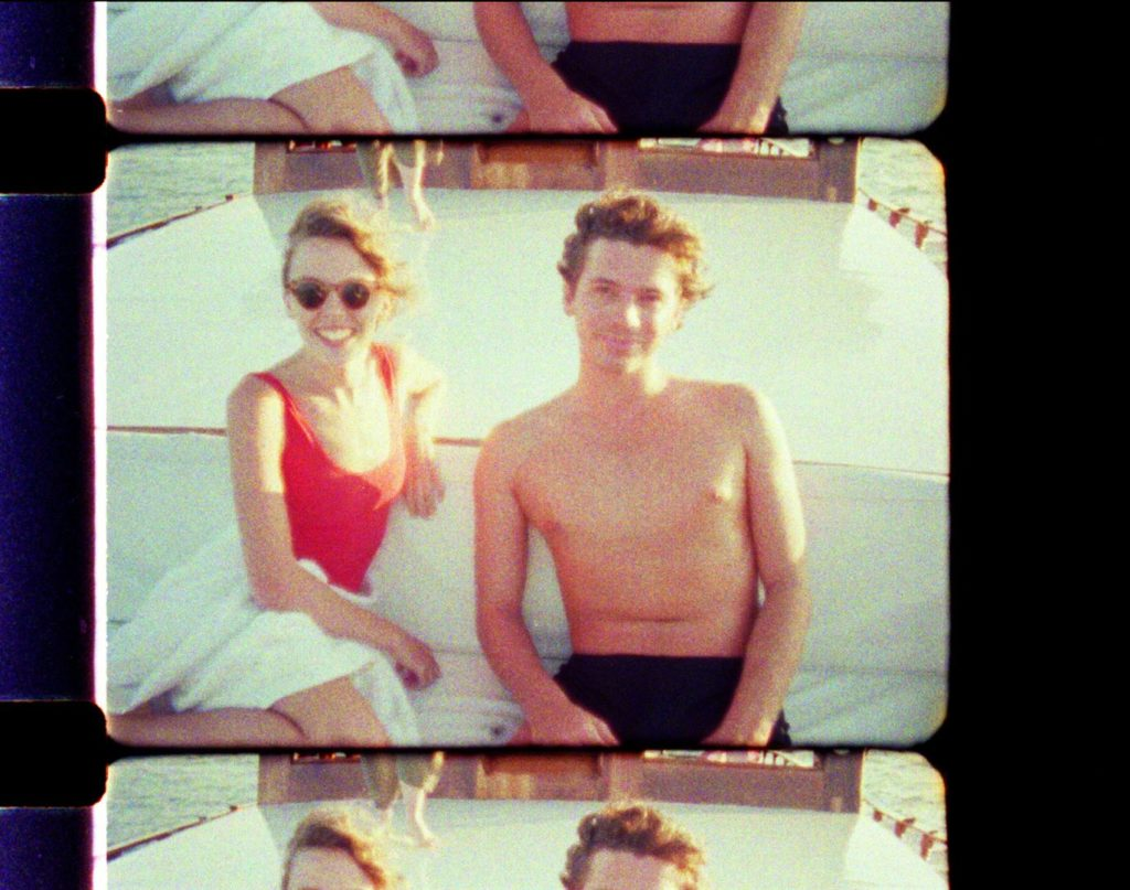 Kylie Minogue et Michael Hutchence