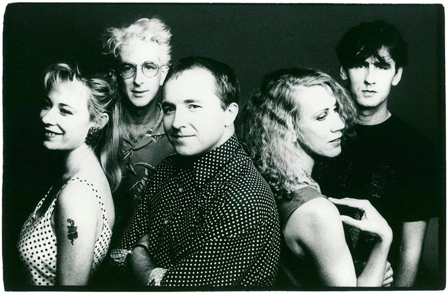 The Go-Betweens / Photo : Paul Cox pour Beggars Banquet