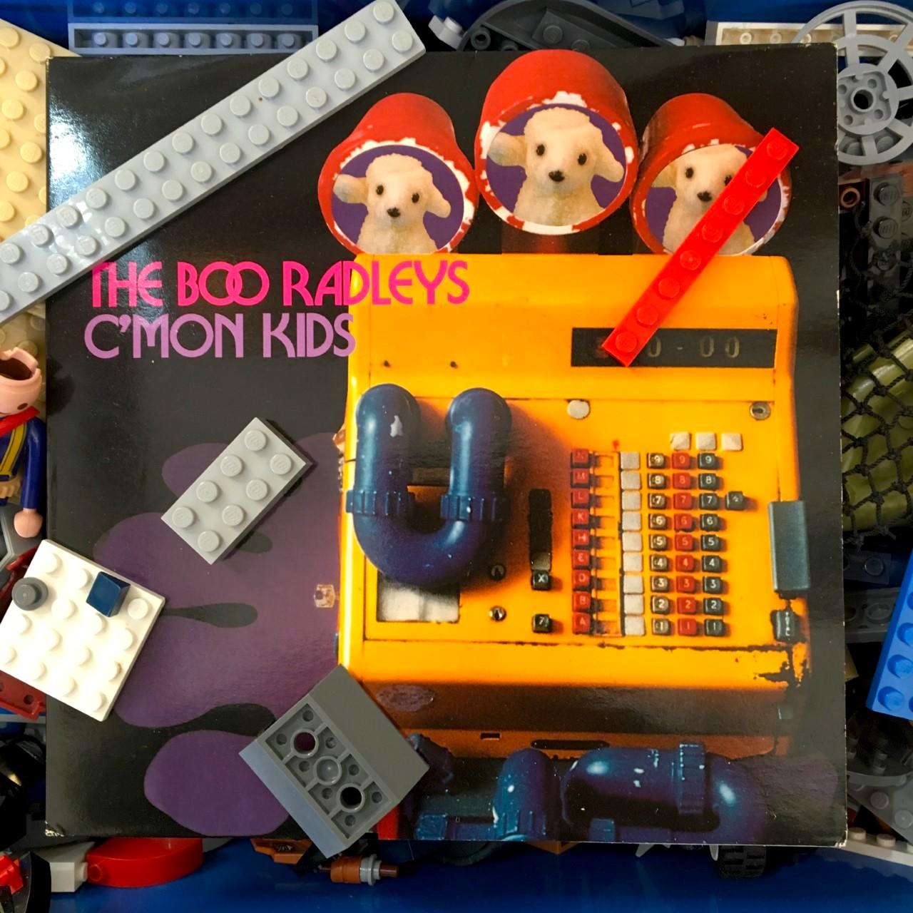 The Boo Radleys, malle à jouets.