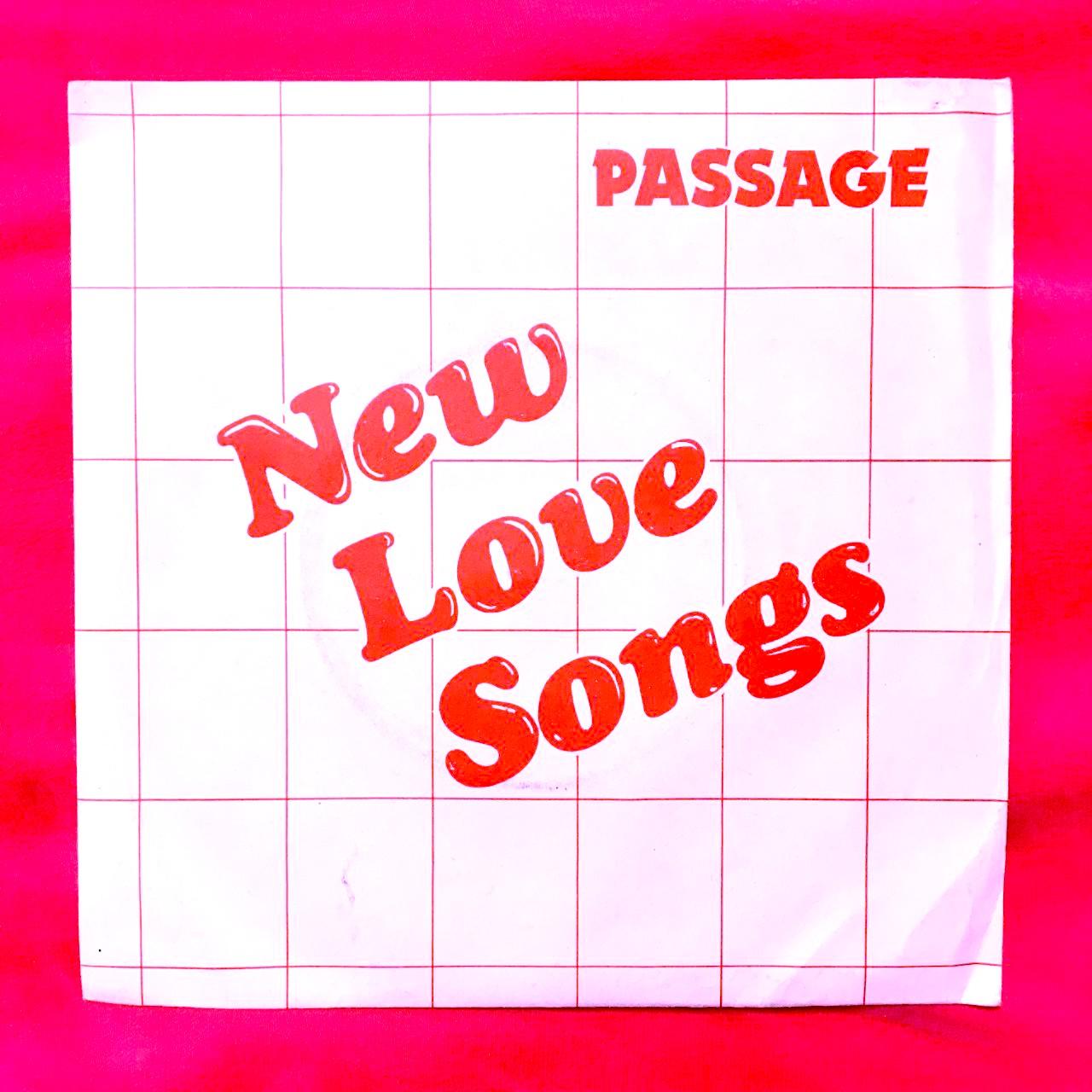 The Passage, carré rose.