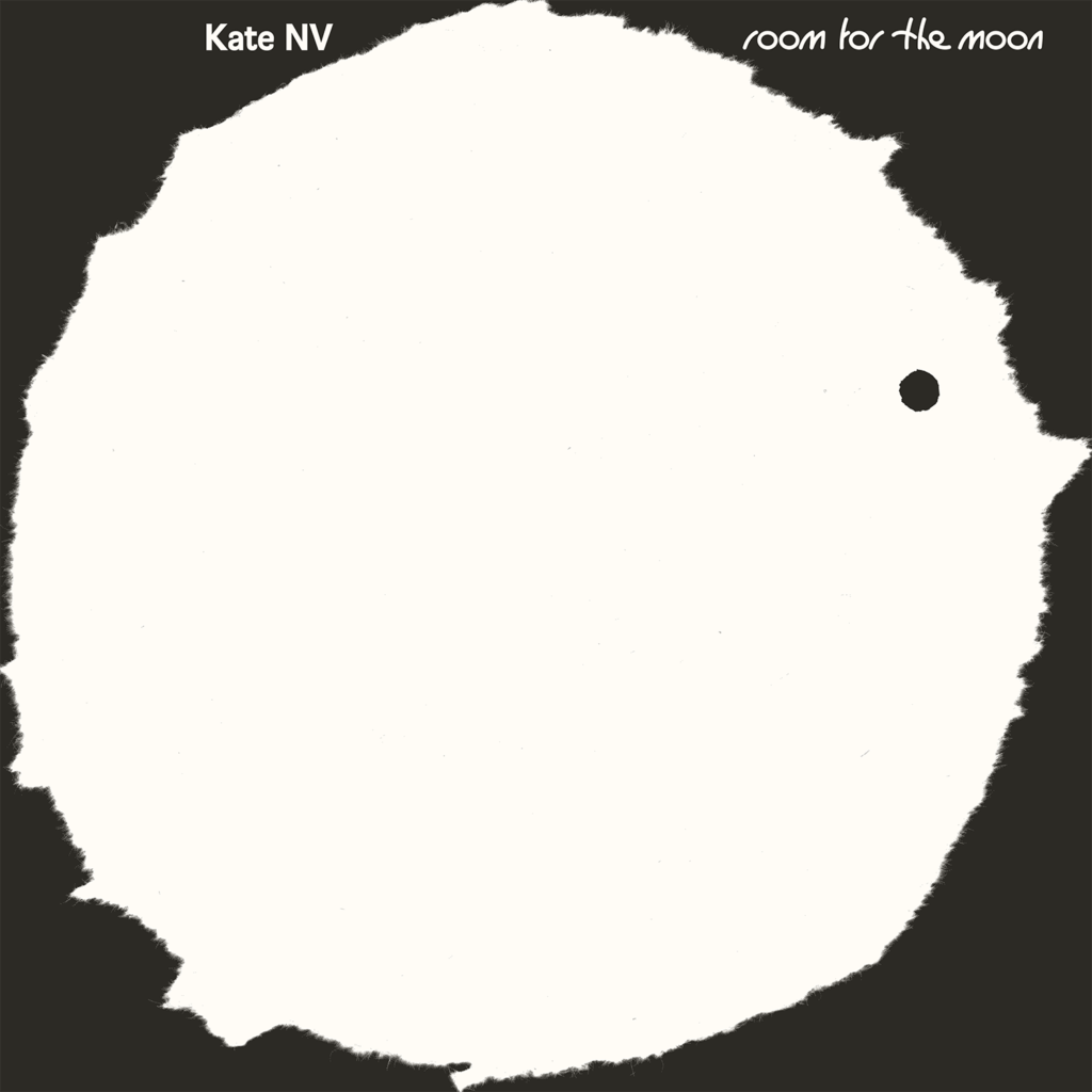 Pochette de Room for the Moon, par Kate NV