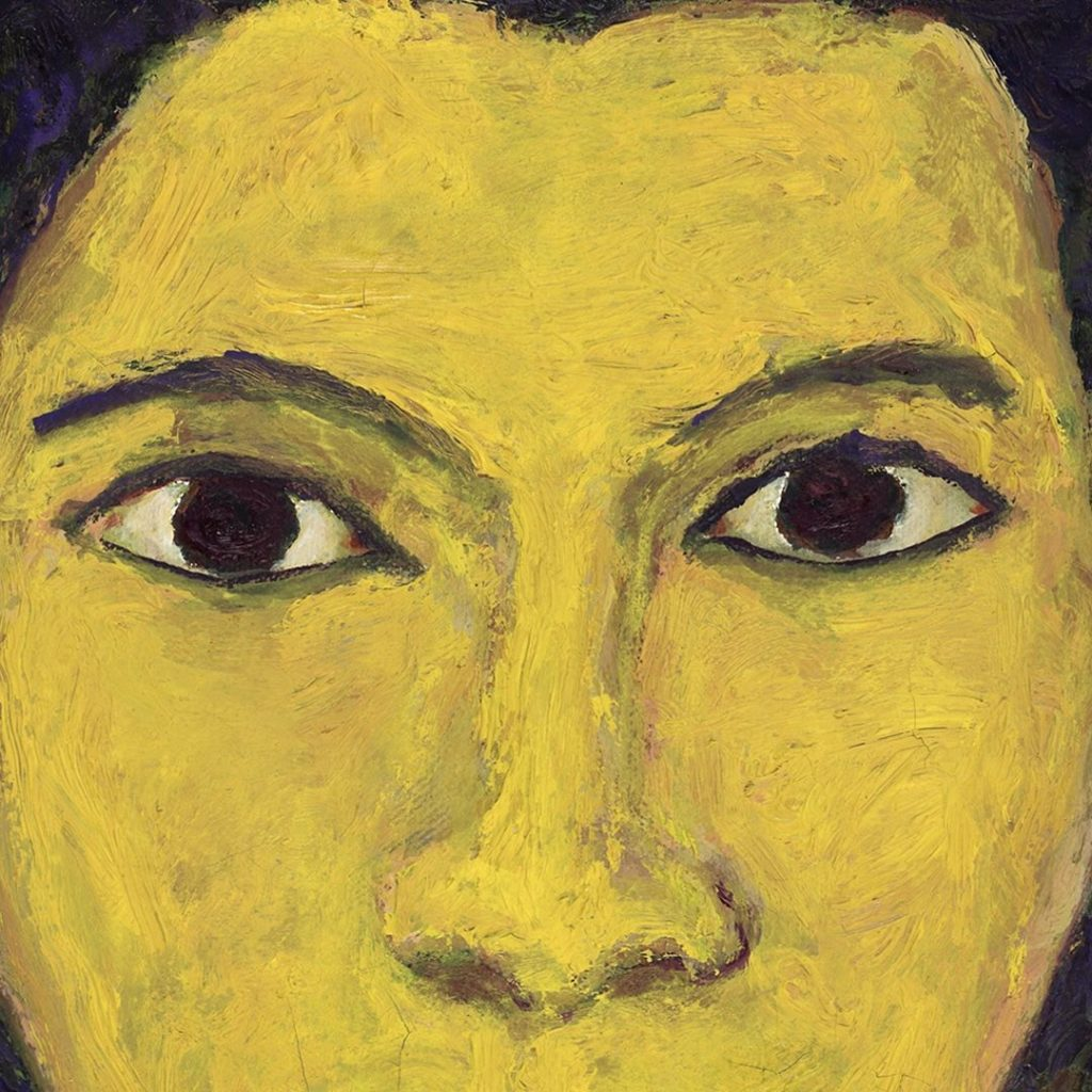 Beauford Delaney⁠,Marian Anderson (détail), 1965.