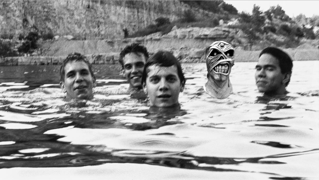 Slint Iron Maiden