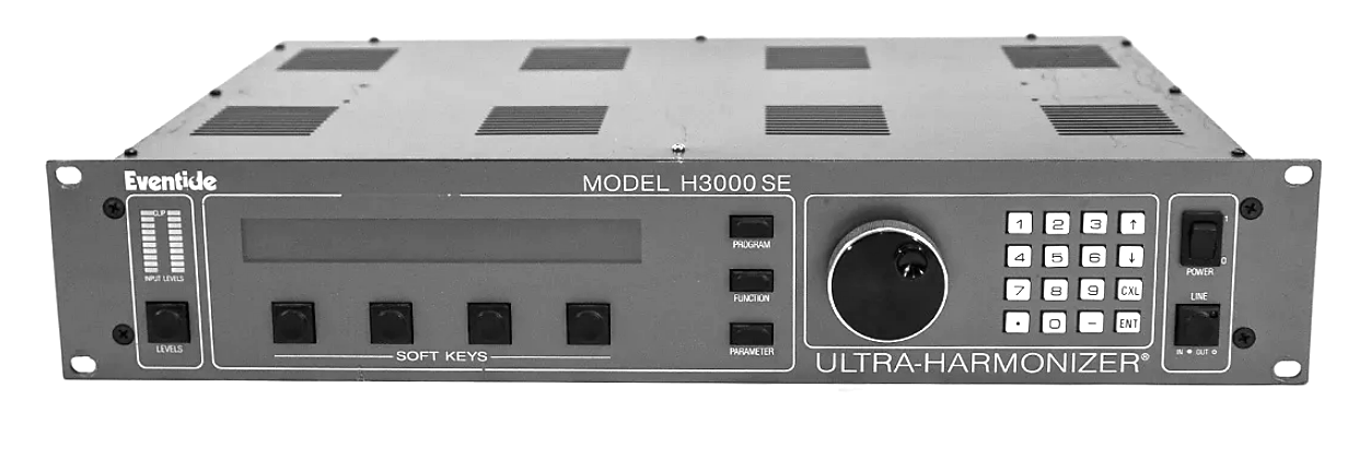 Eventide Ultra harmonizer H3000