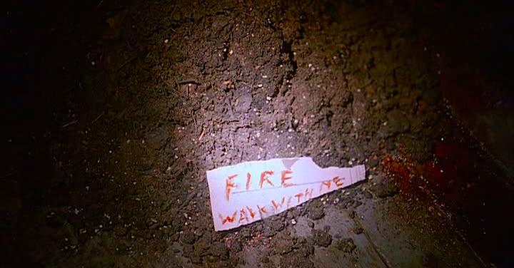 Fire Walk With Me Twin Peaks