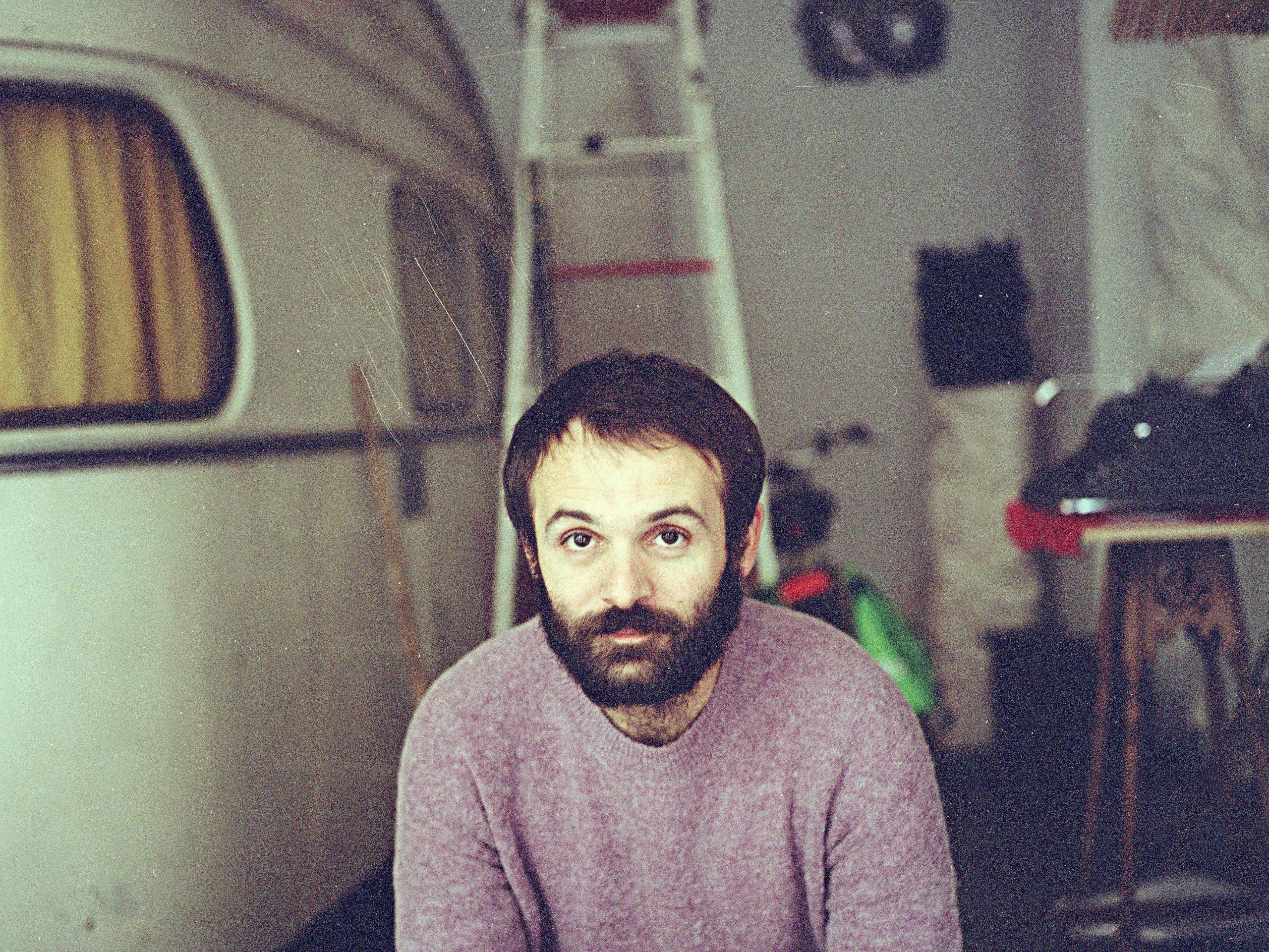 portrait de Julien Gasc