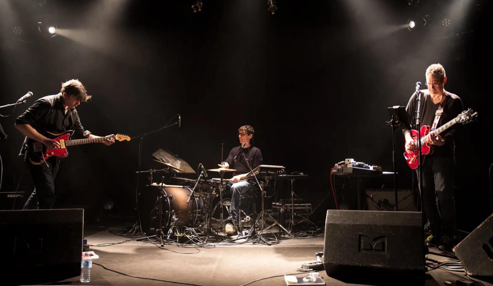 Joseph Ponthus / Michel Cloup duo / Pascal Bouaziz