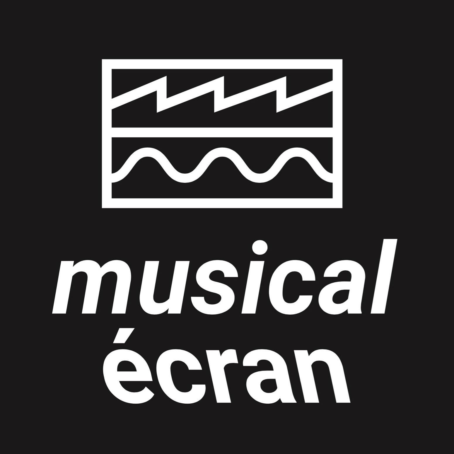 Musical Ecran Bordeaux