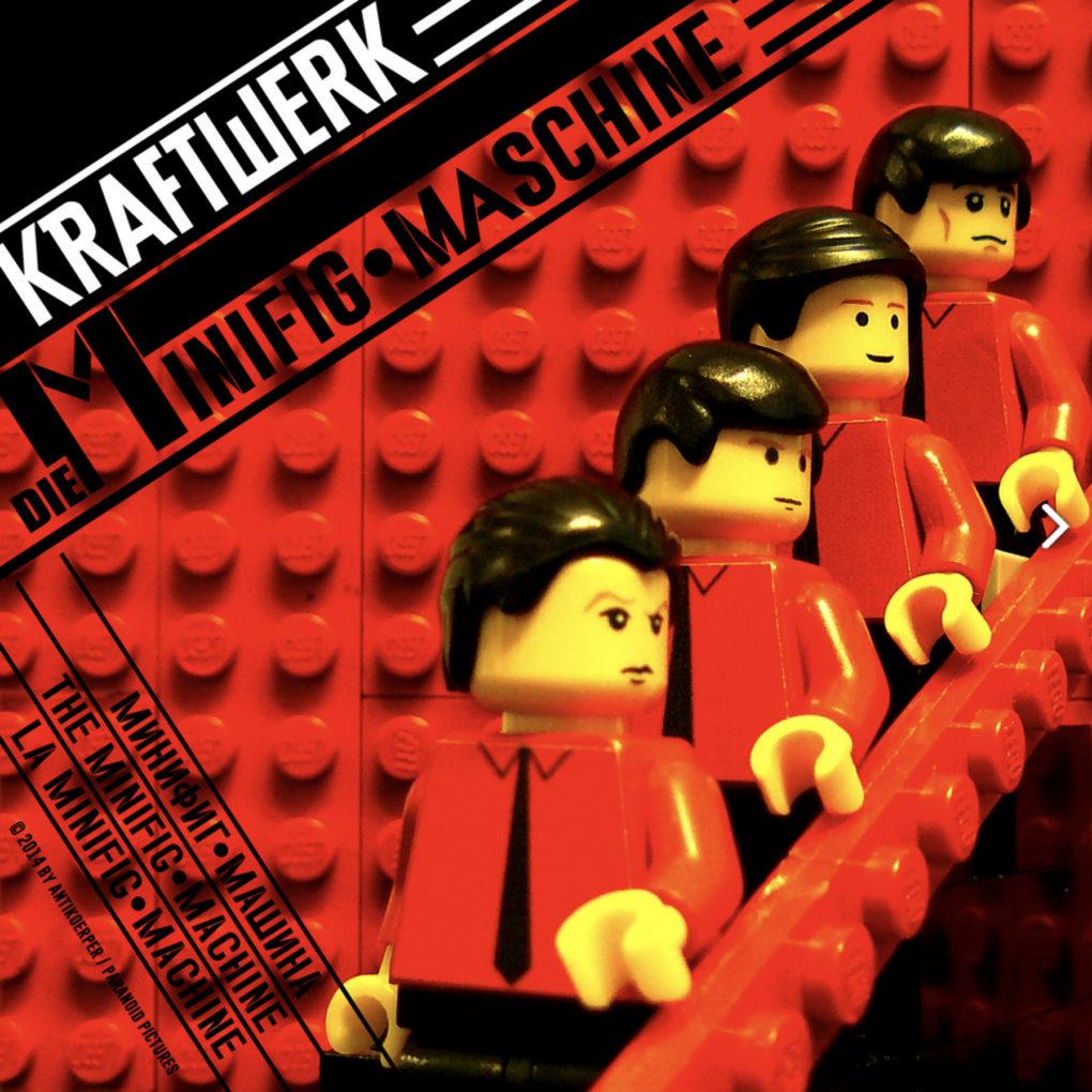 Kraftwerk Lego