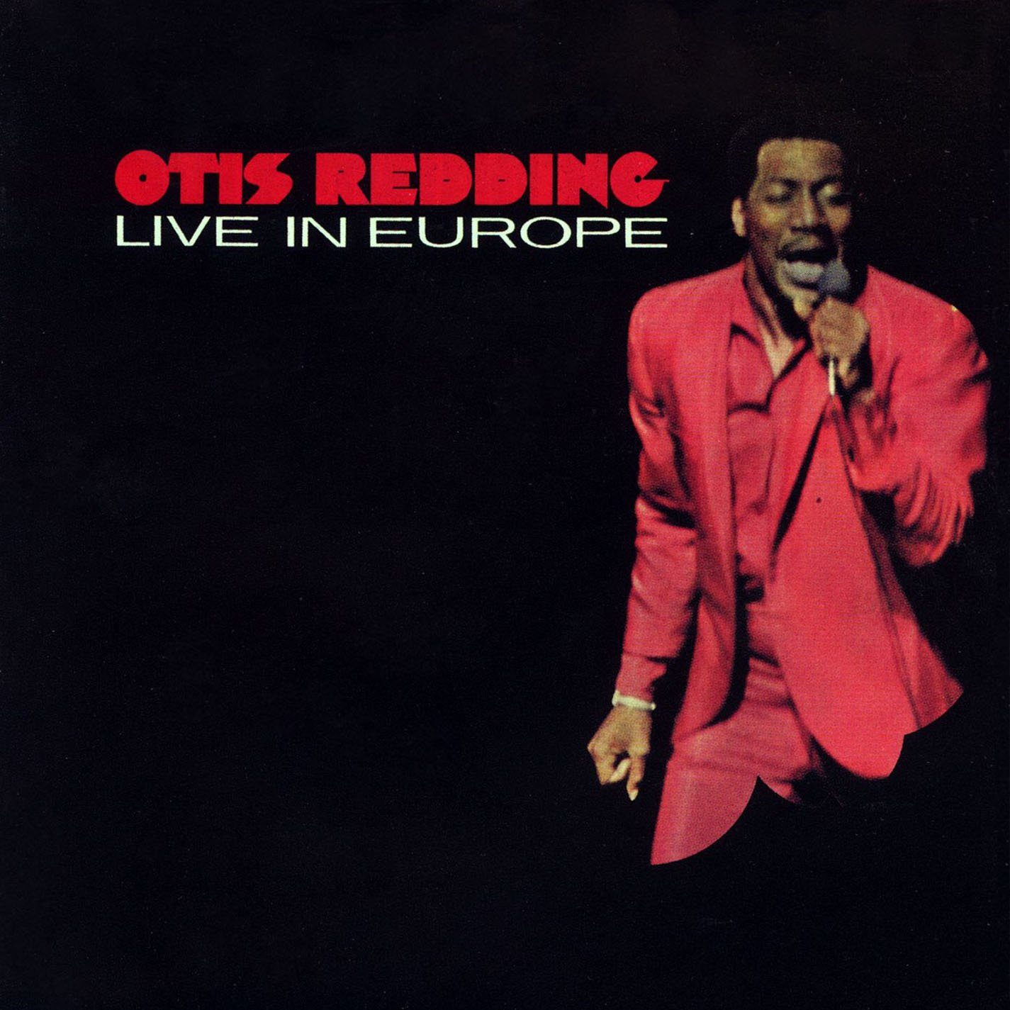 Otis Redding, Live In Europe