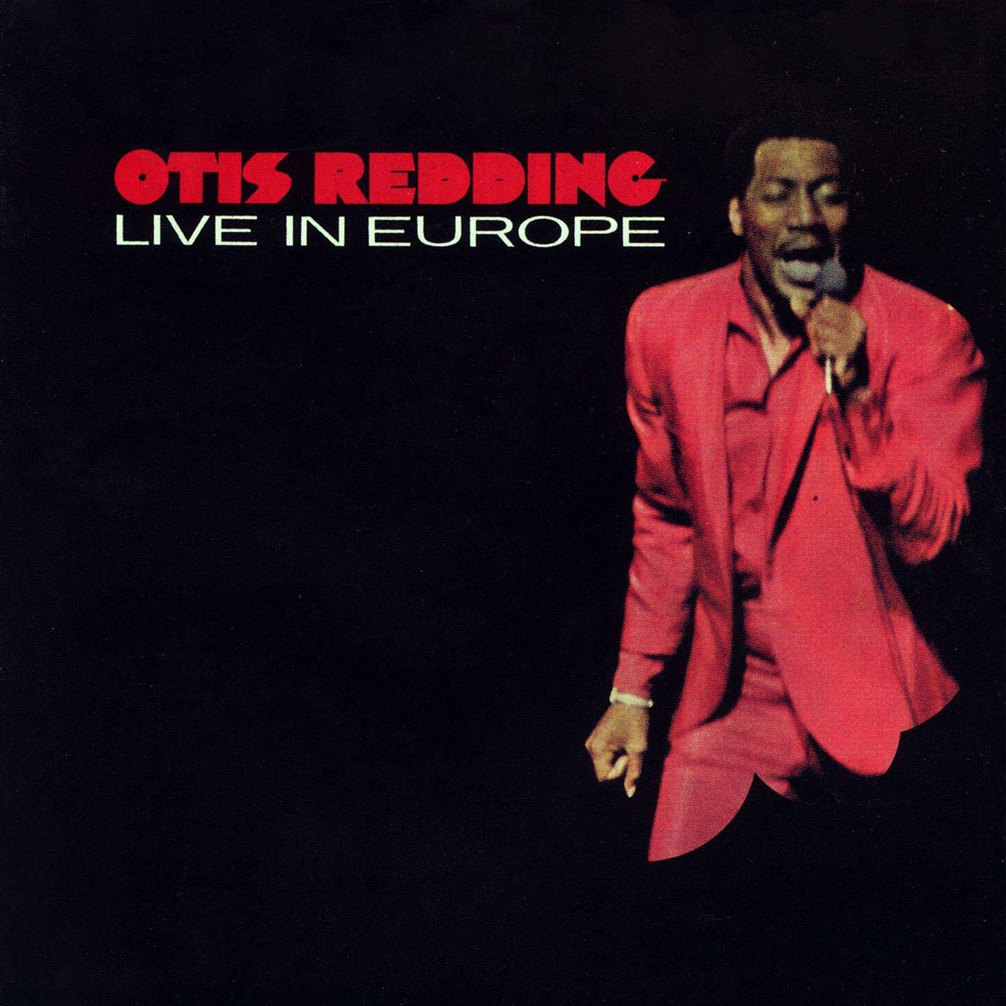 Otis Redding, Live In Europe