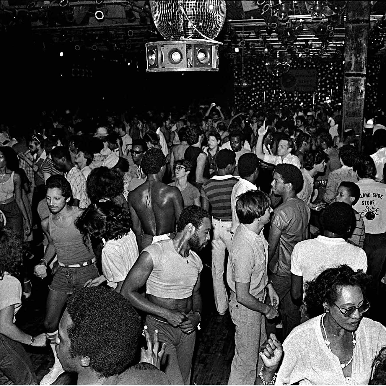 Paradise Garage, NYC, 1979.