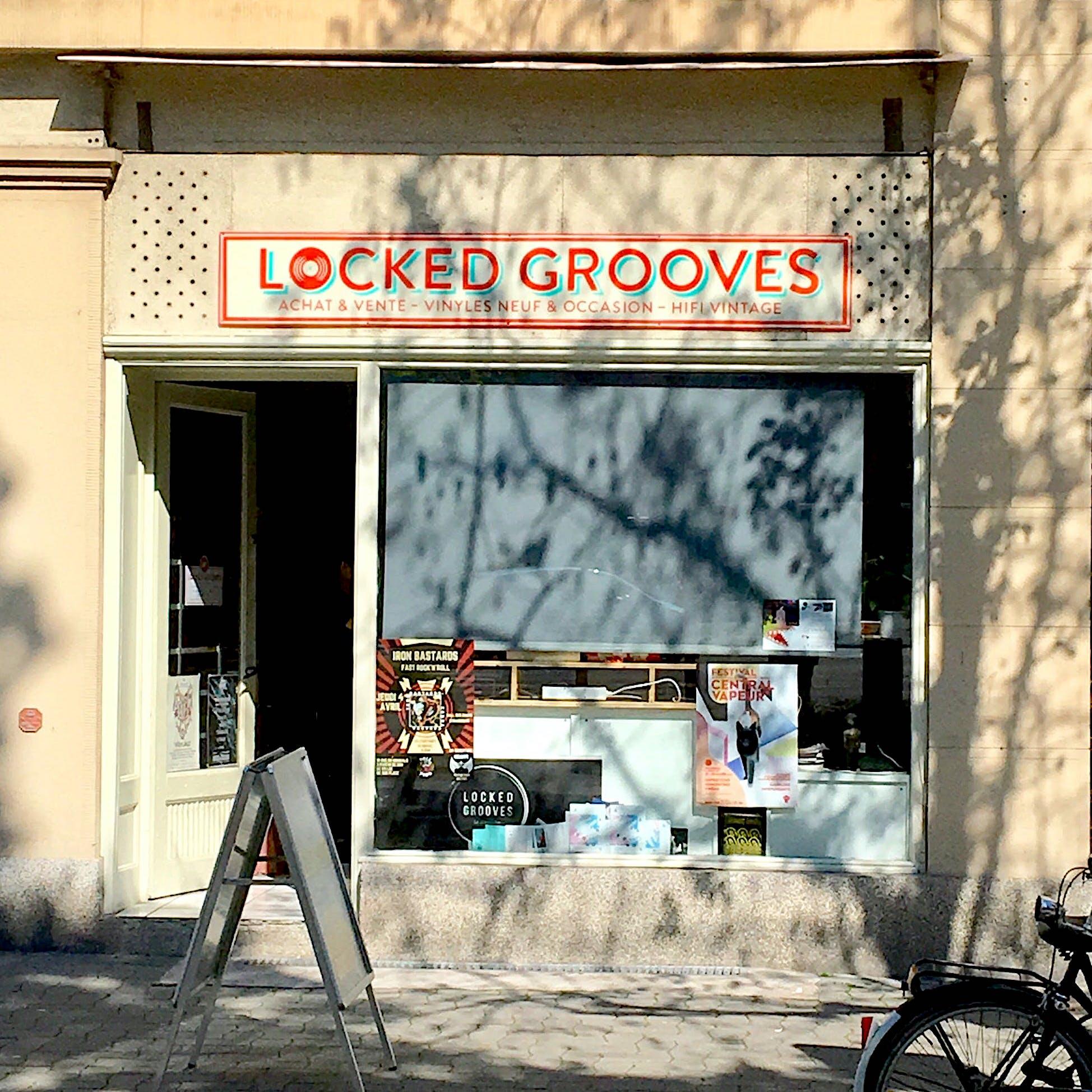 Locked Grooves, Strasbourg.