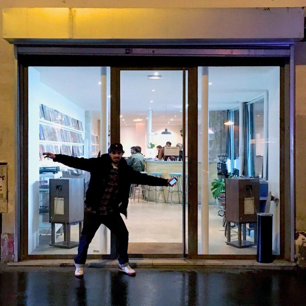 Bigwax Records, Paris