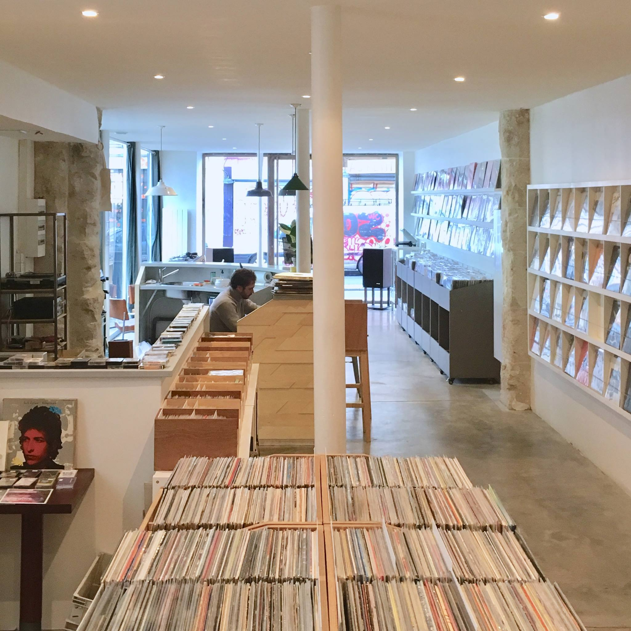 Bigwax Records, Paris