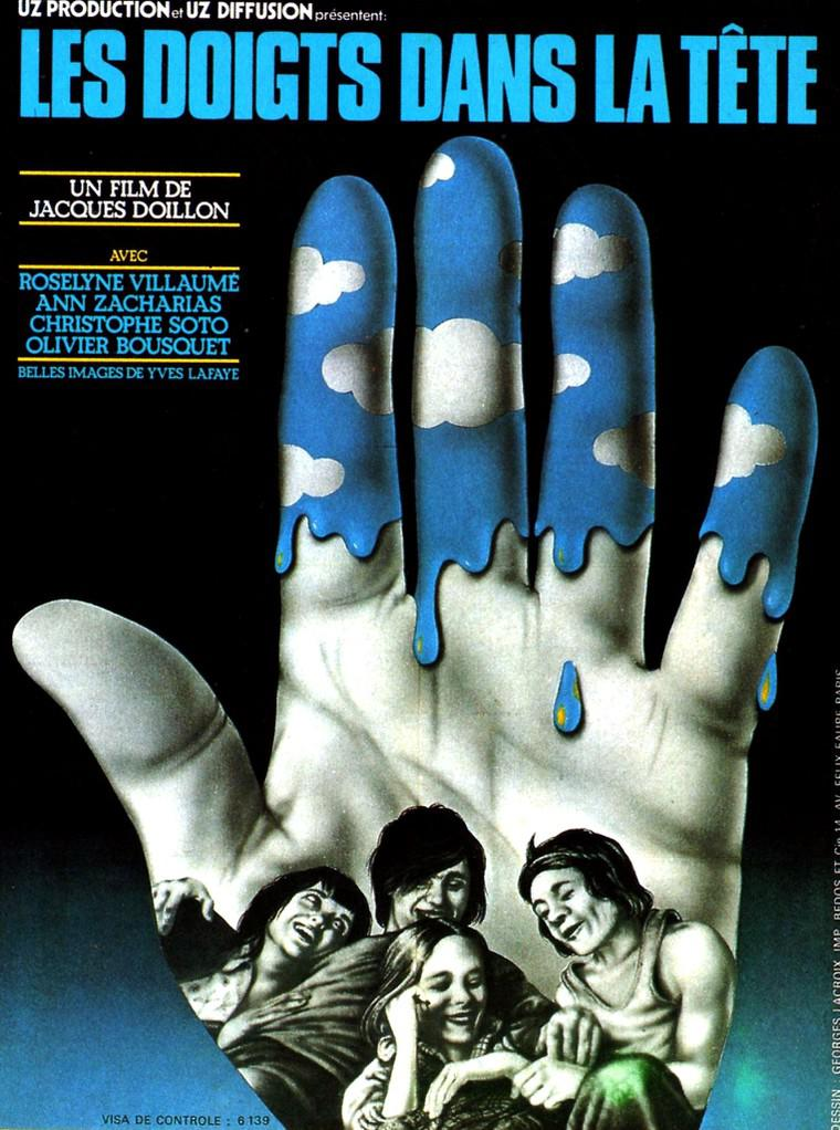 Les doigts dans la tête Jacques Doillon