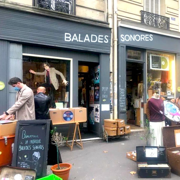 Balades Sonores, Paris