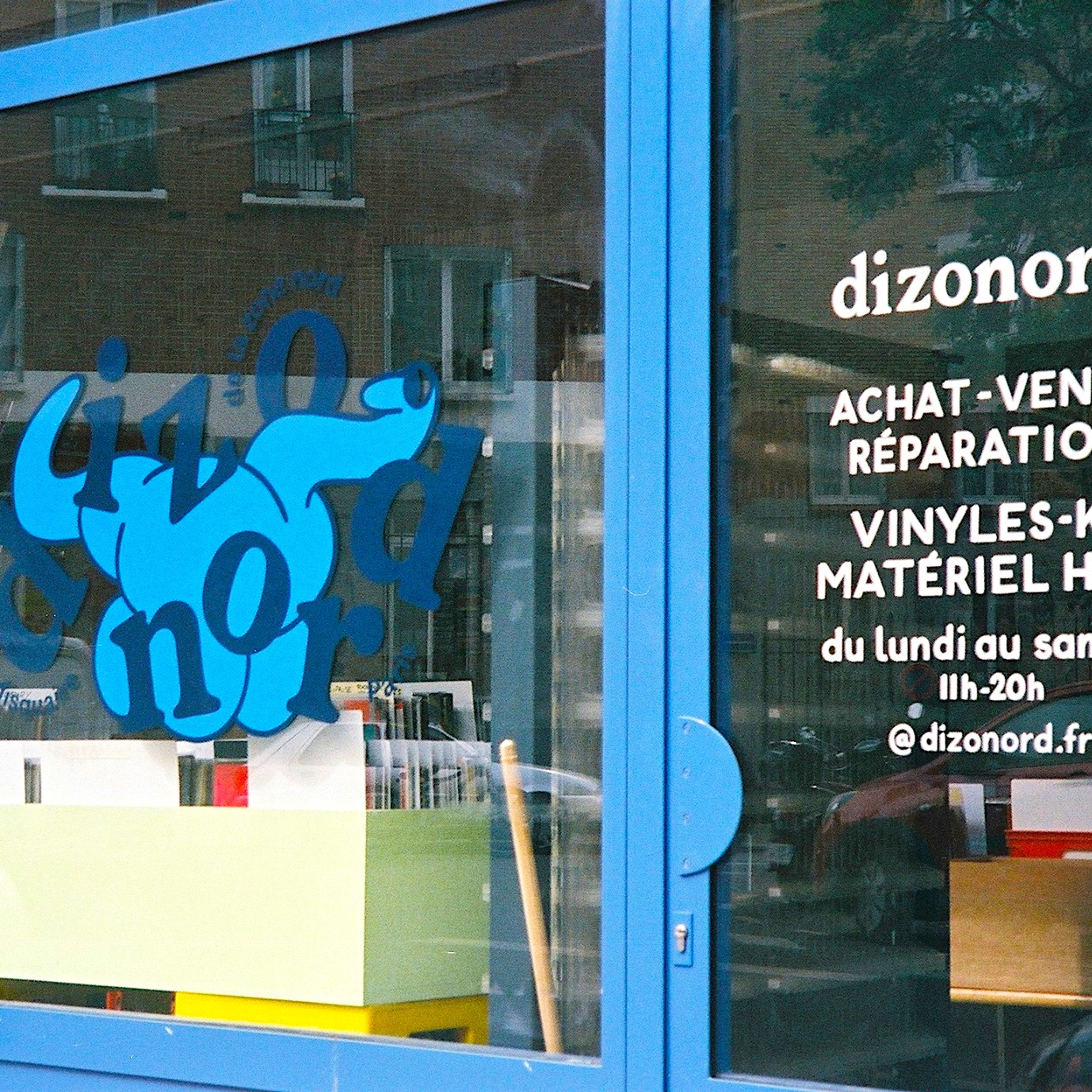 Dizonord, Paris