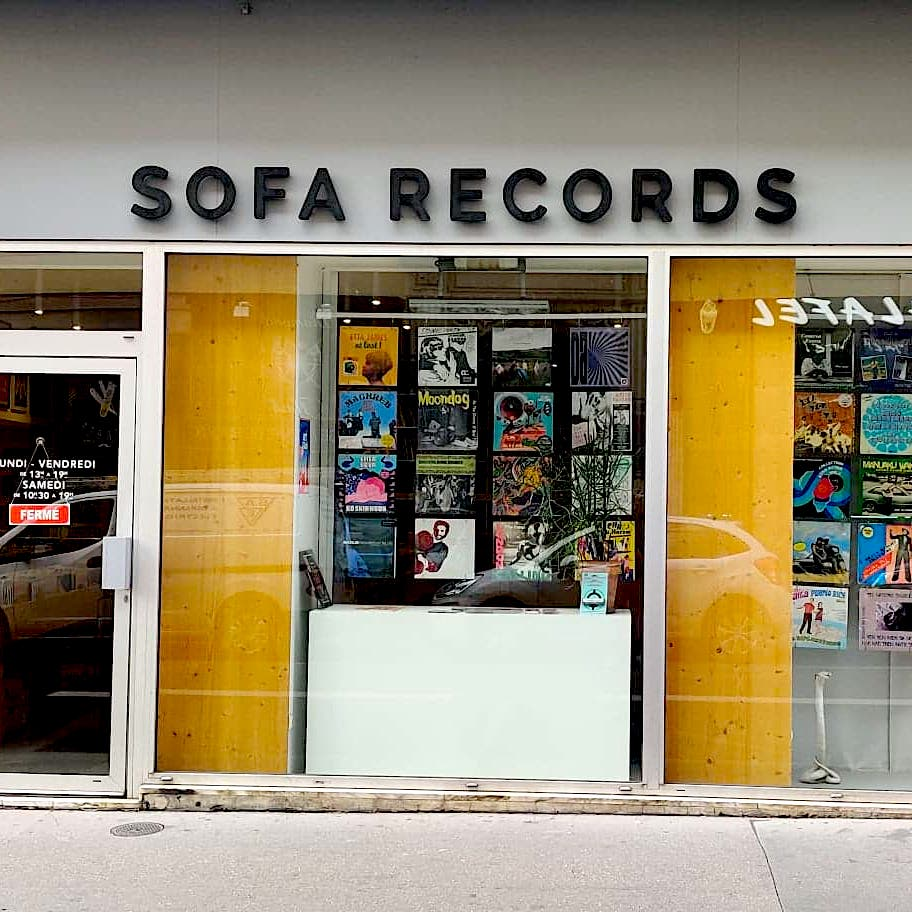 Sofa Records, Lyon
