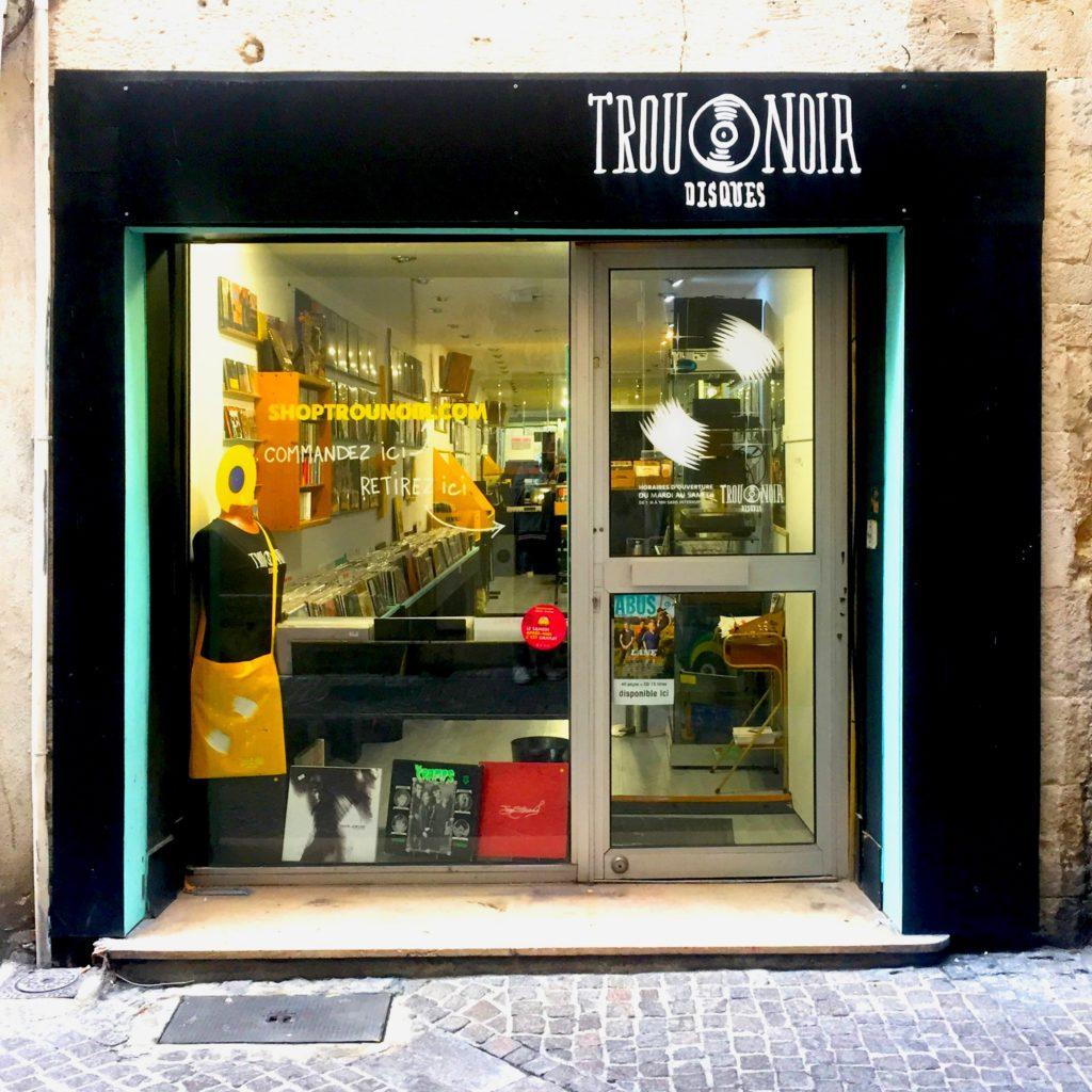 Trou Noir, Nîmes.