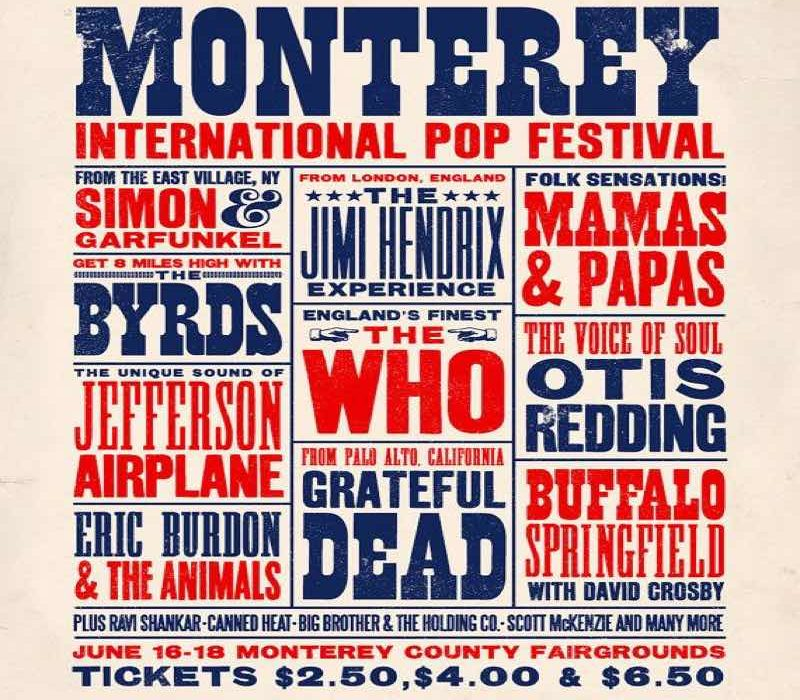 Monterey International Pop Festival 1967
