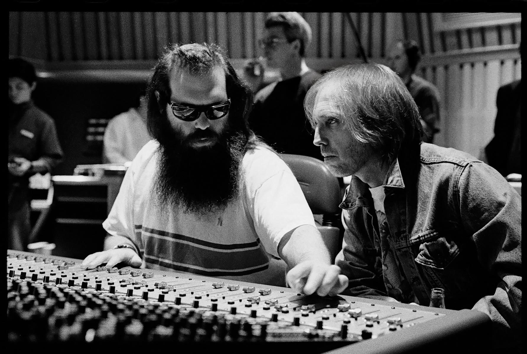 Rick Rubin et Tom Petty